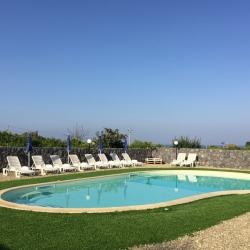 Casa Vacanze Suite Con Piscina Vista Mare